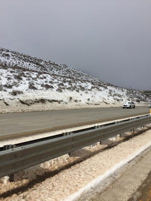 The Grapevine had fully reopened by Monday afternoon, Caltrans reported, after snow and traffic accidents closed it overnight Sunday.