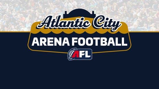 Atlantic City Arena Football Logo