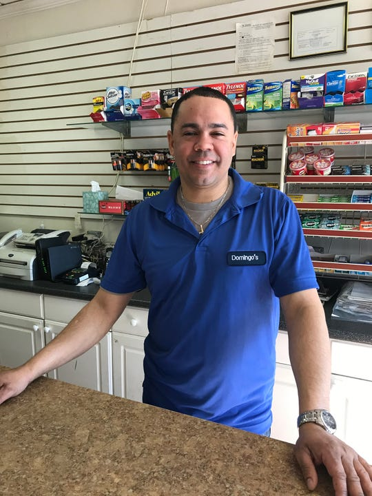 Domingo Moronta,the owner ofDomingo's Deli and Pizza on Gedney Way, is opening Sunset Restaurant on Mamaroneck Avenue in White Plains.