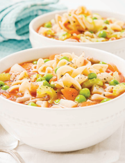 This easy-to-prepare soup is a nutritional powerhouse and is the perfect meal during American Heart Month.