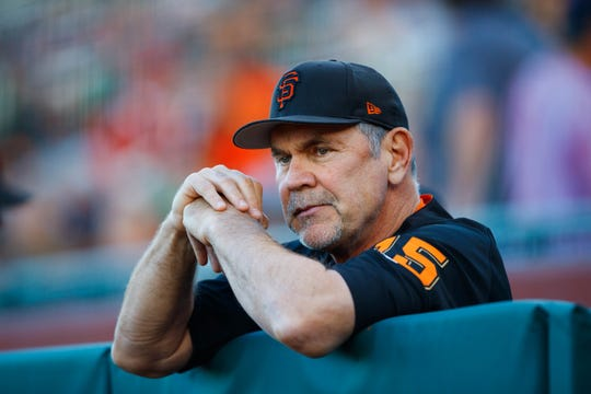 San Francisco Giants manager Bruce Bochy announced Monday he will return for one final season.