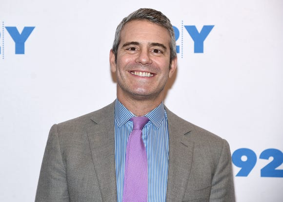 Andy Cohen gets criticized  after sharing that his dog, Wacha, ripped apart his son's toy.