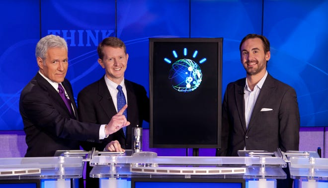 """Ken Jennings will be among the six team captains on """"Jeopardy! All-Star Games."""""""