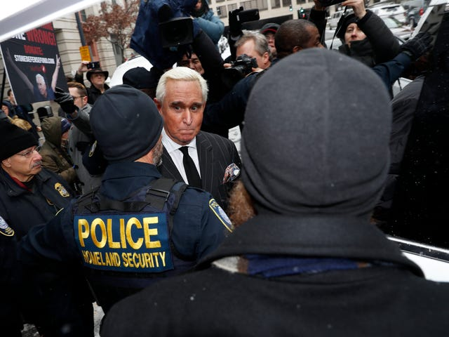 Why Mueller tucked a big Roger Stone reveal in a Russia filing on a technical matter