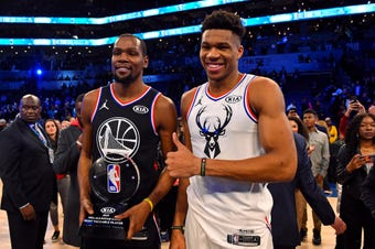 SportsPulse: With another NBA All-Star Game in the books, Trysta Krick and Jeff Zillgitt turn our attention to the playoff push down the stretch.