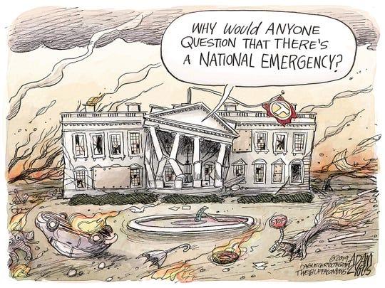 Political emergency