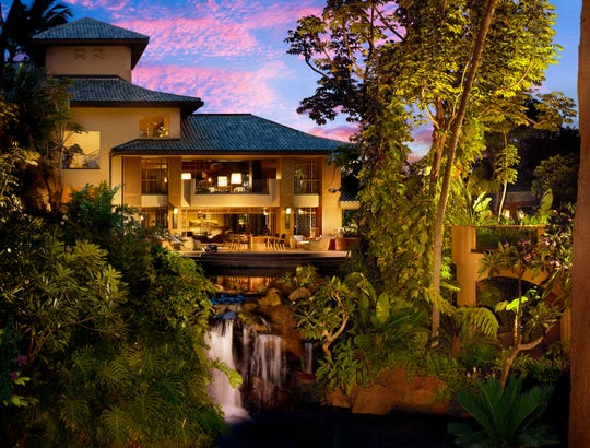 The Four Seasons Resort Lanai in Hawaii.