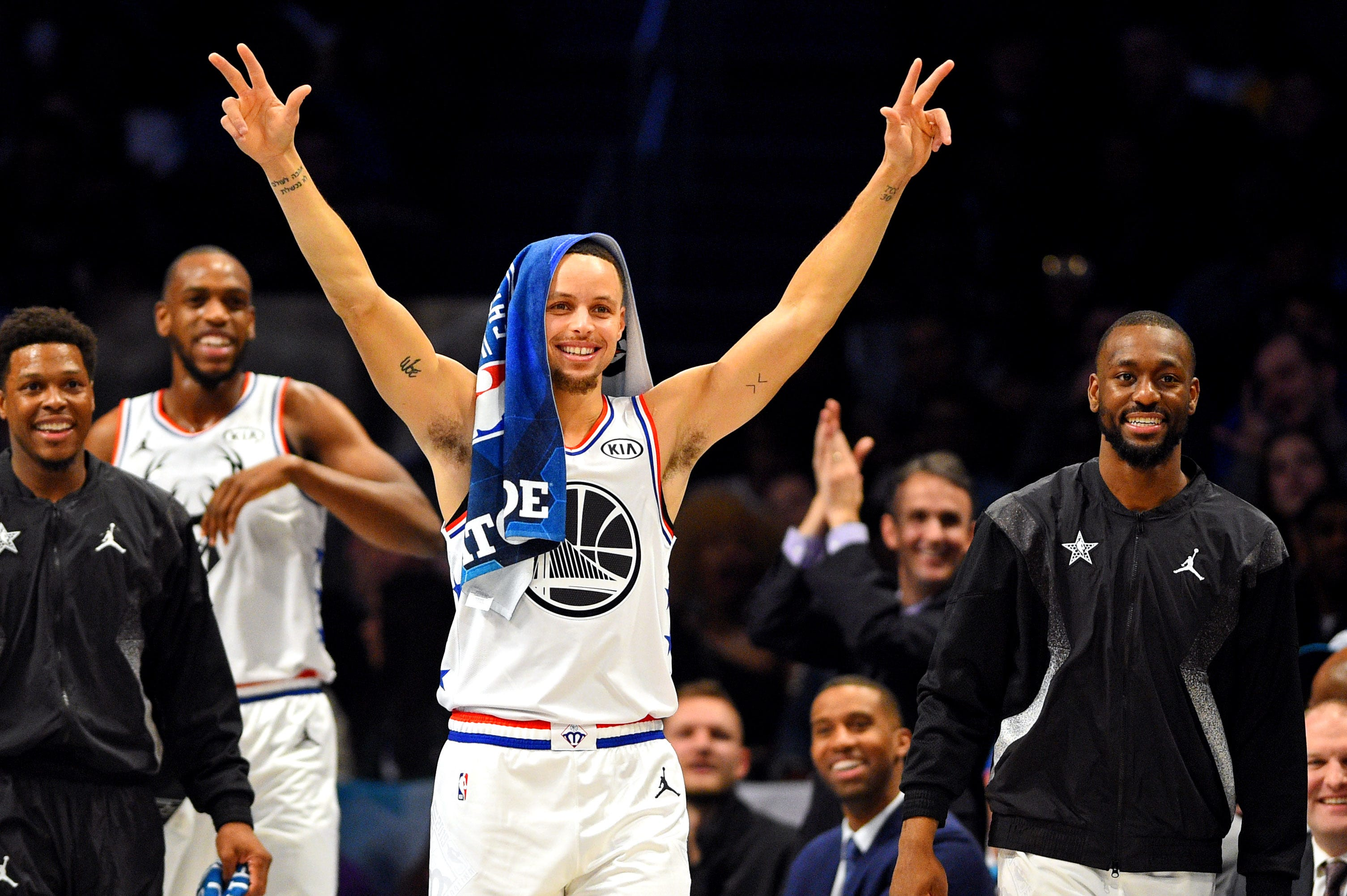 Must-see moments from 2019 NBA All-Star Game