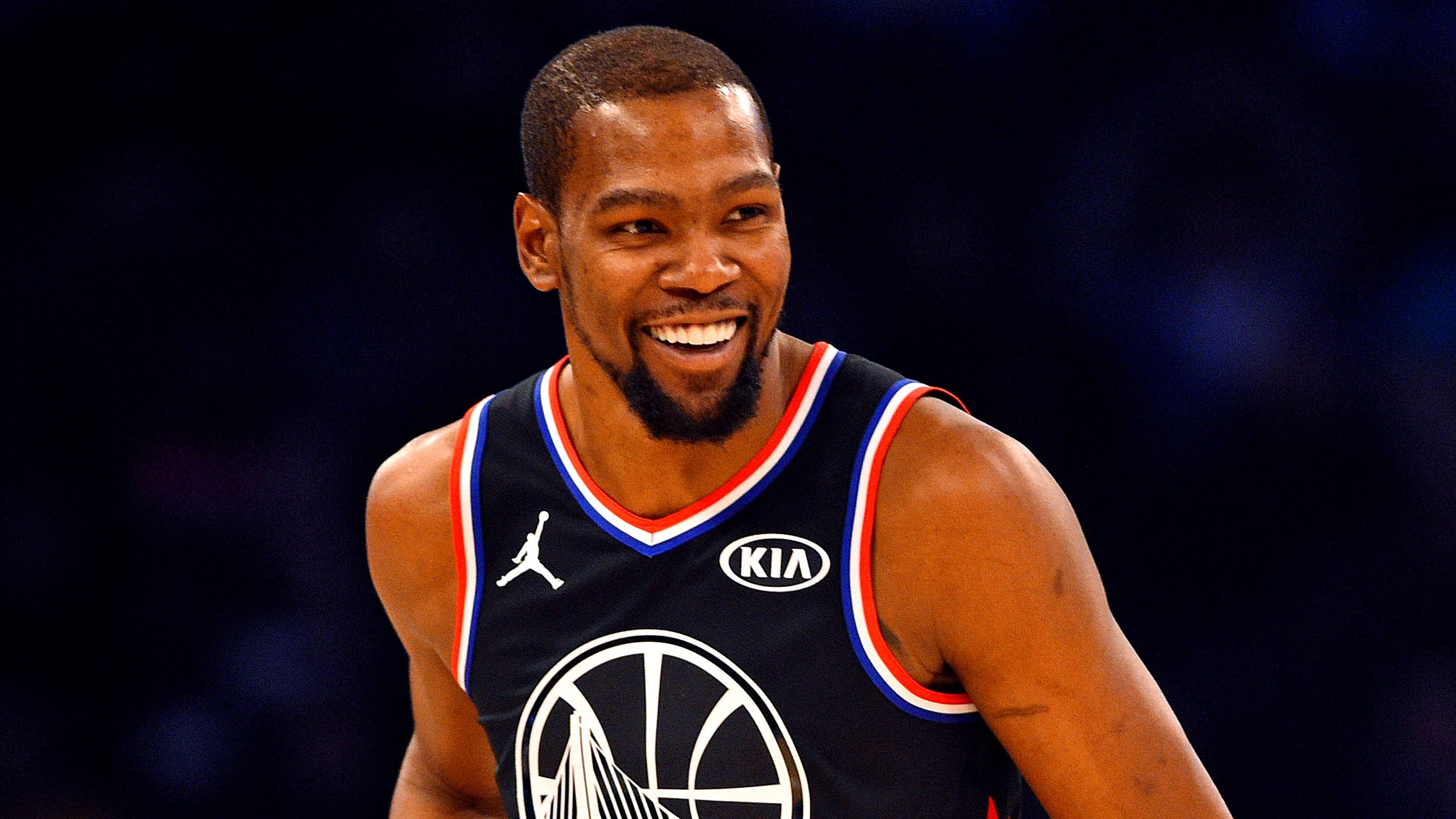 5d844638a856 Kevin Durant pads already-impressive résumé with another All-Star MVP