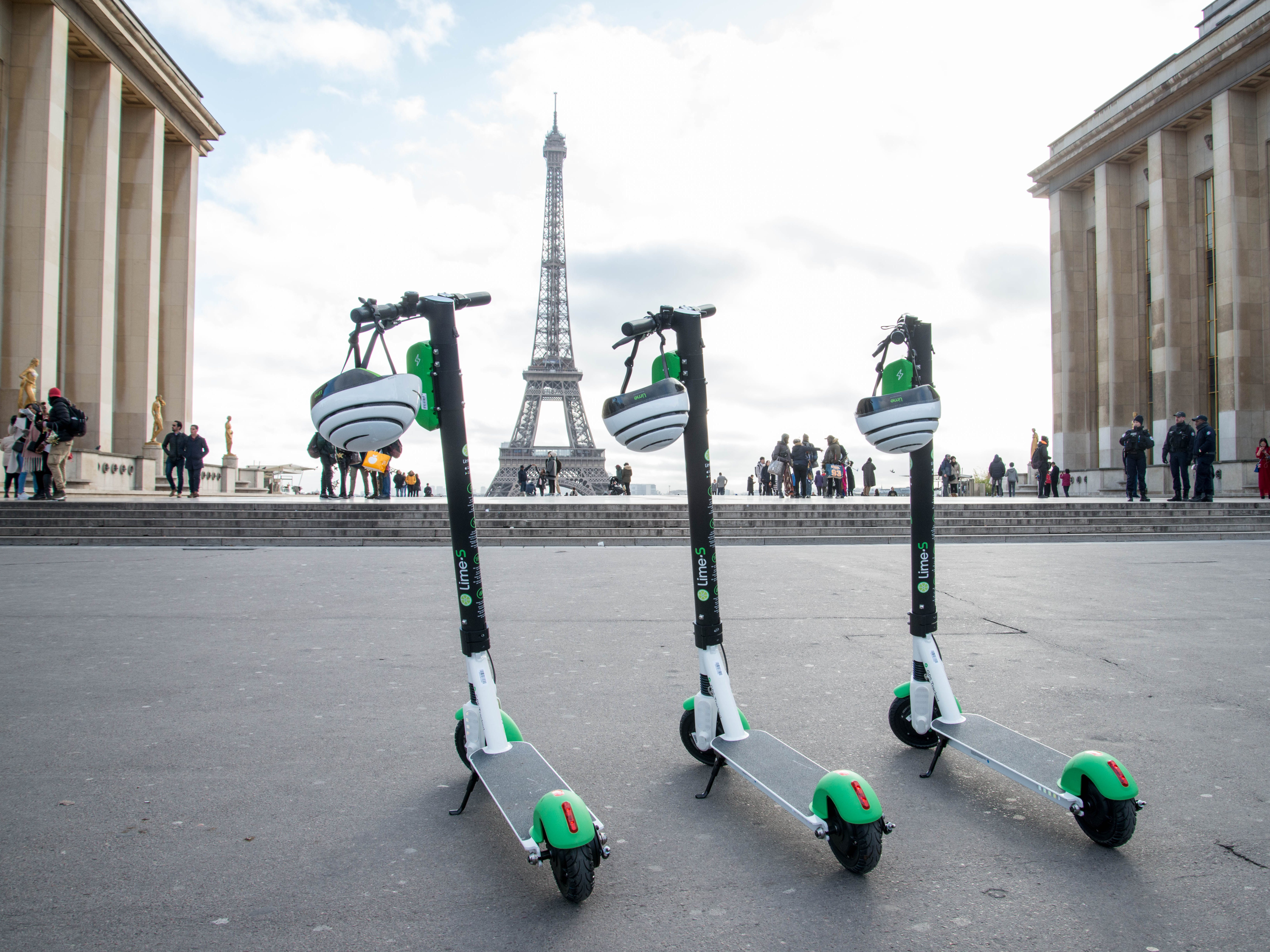 Paris has embraced the electric scooter, giving visitors and residents a breezy alternative to the Metro.