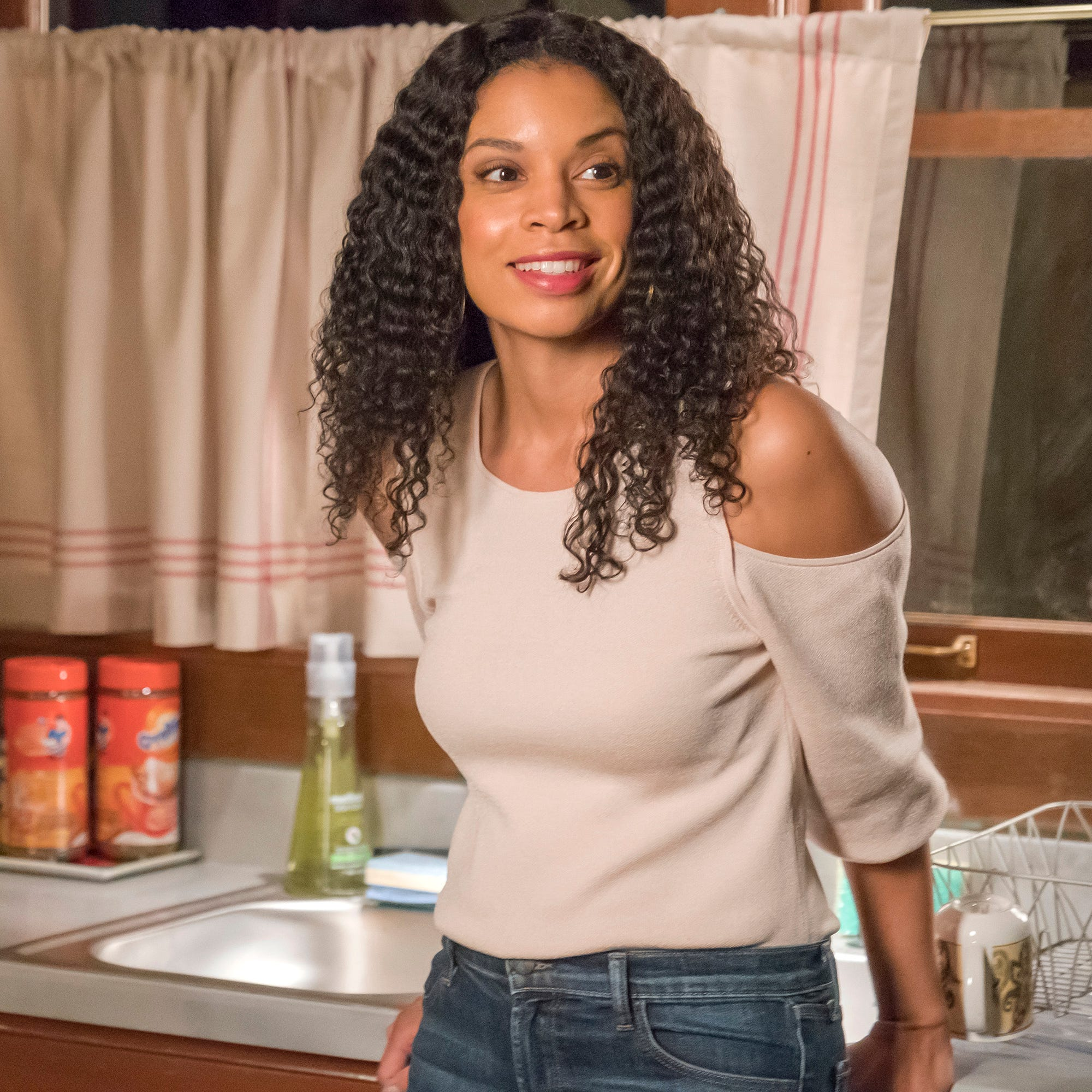 'This Is Us': Yes, Susan Kelechi Watson danced 'for real' in Beth's big episode