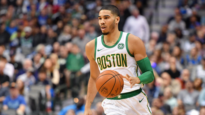1b05f155c Boston Celtics forward Jayson Tatum   We re going to win the Finals this  year