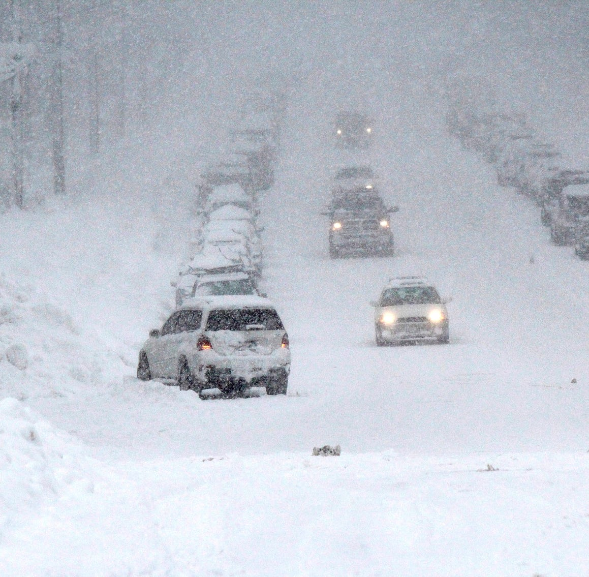 Buckle up and hunker down: Coast-to-coast storm to bring weather misery to 200 million