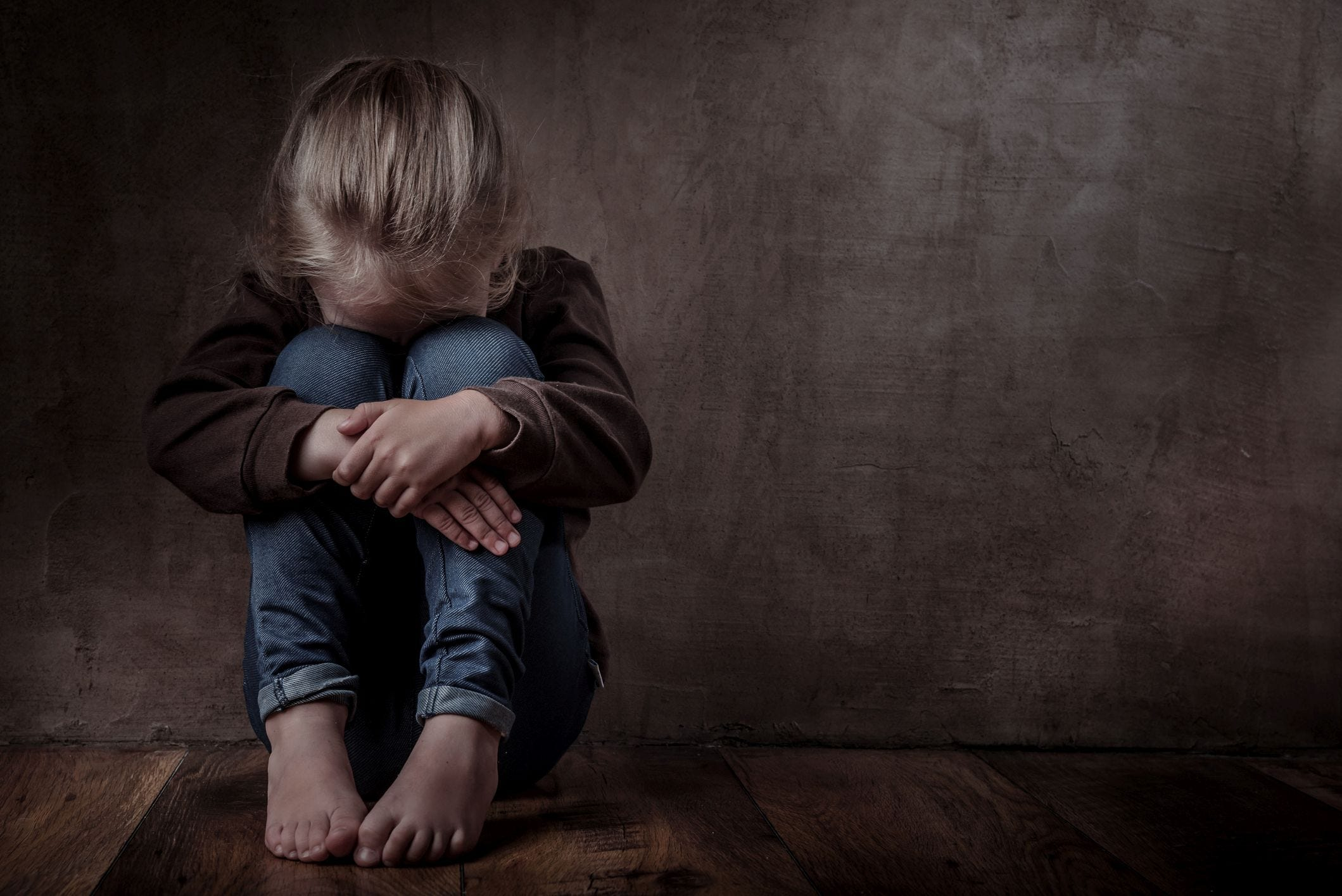 Negative effects on physical violence used on children as punishment for undesireable behavior