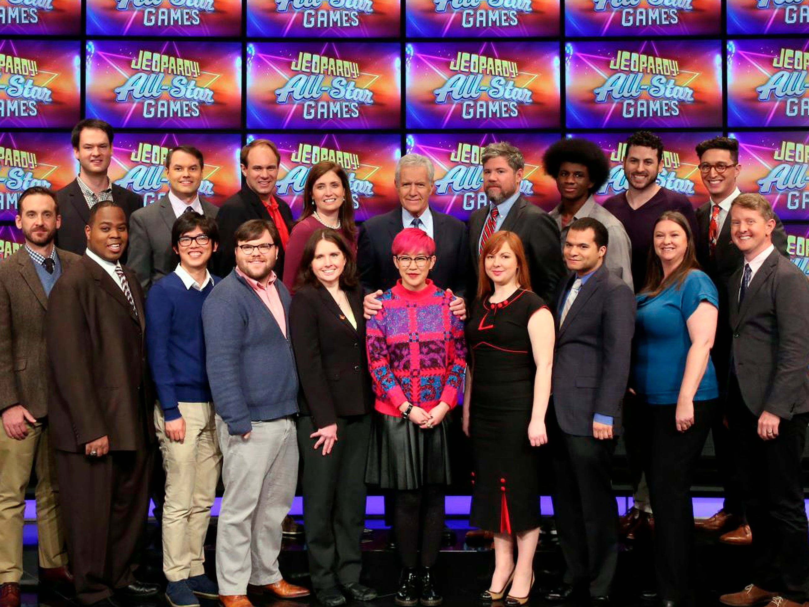 'Jeopardy!' champions unite: Quiz show embarks on first-ever team tournament Wednesday