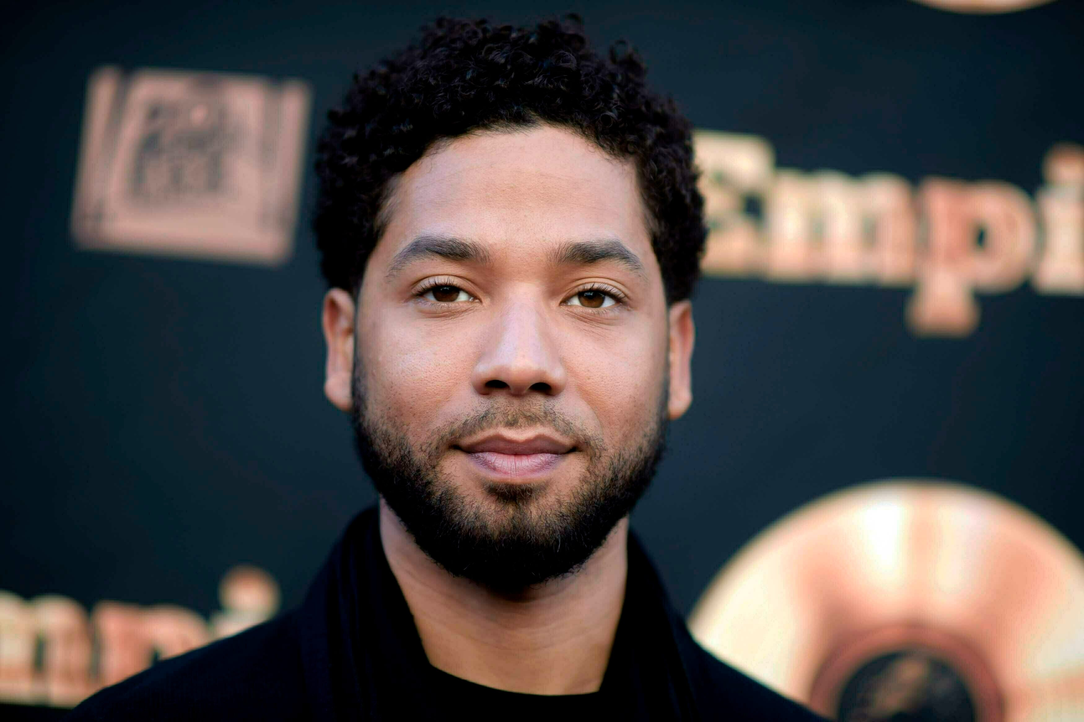 Jussie Smollett turns himself in on claim of making false police report, Chicago police say