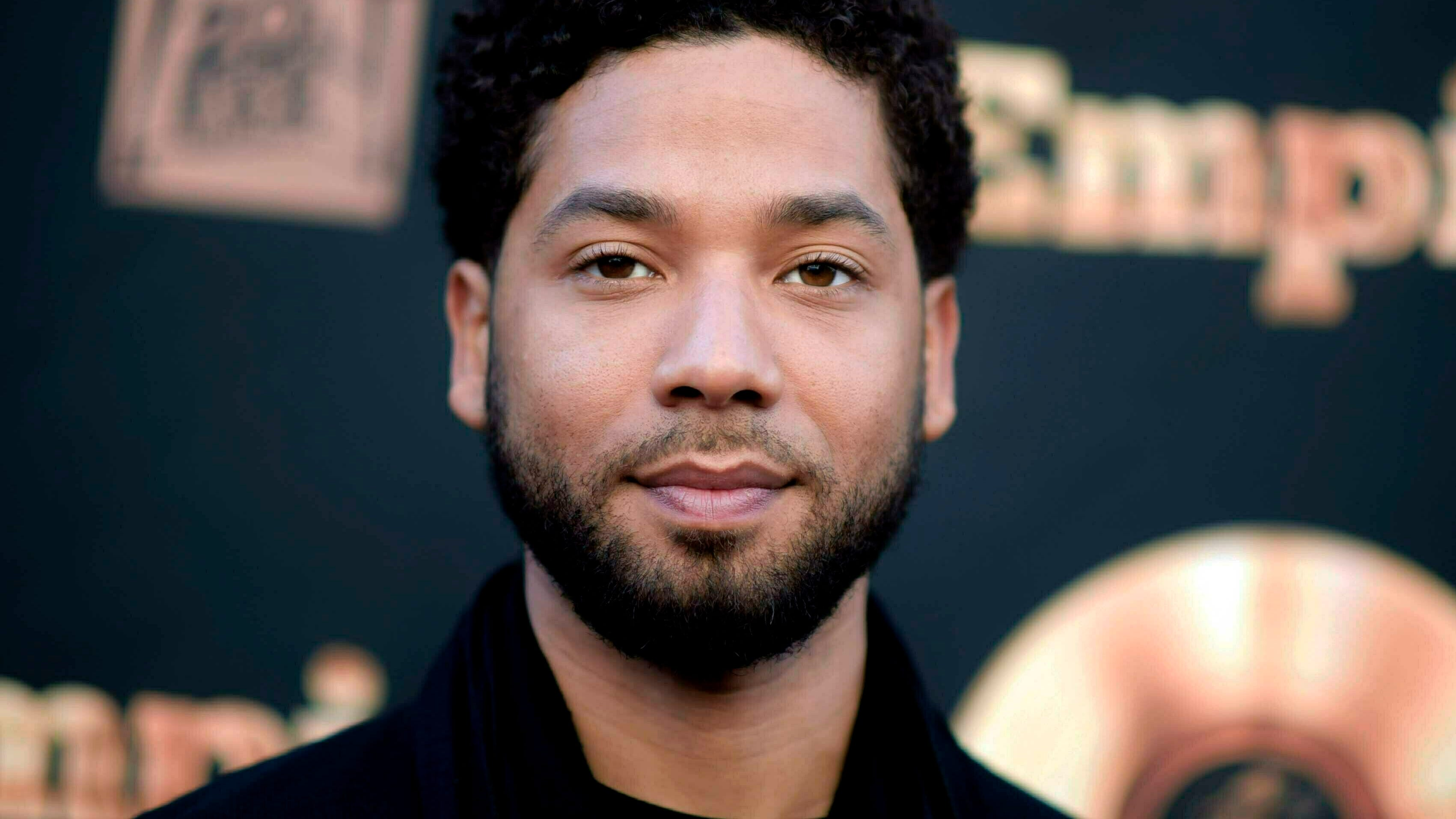 Jussie Smollett is charged with disorderly conduct for filing false police report in attack