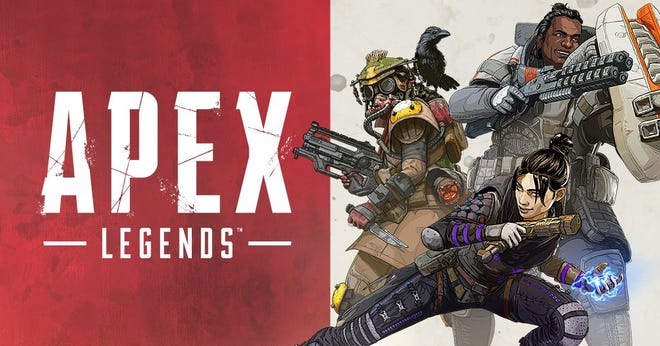 Apex Legends is a new game from Respawn Entertainment and Electronic Arts.