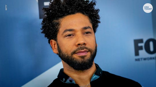 Jussie Smollett: Police say actor met with prosecutors and detectives Wednesday