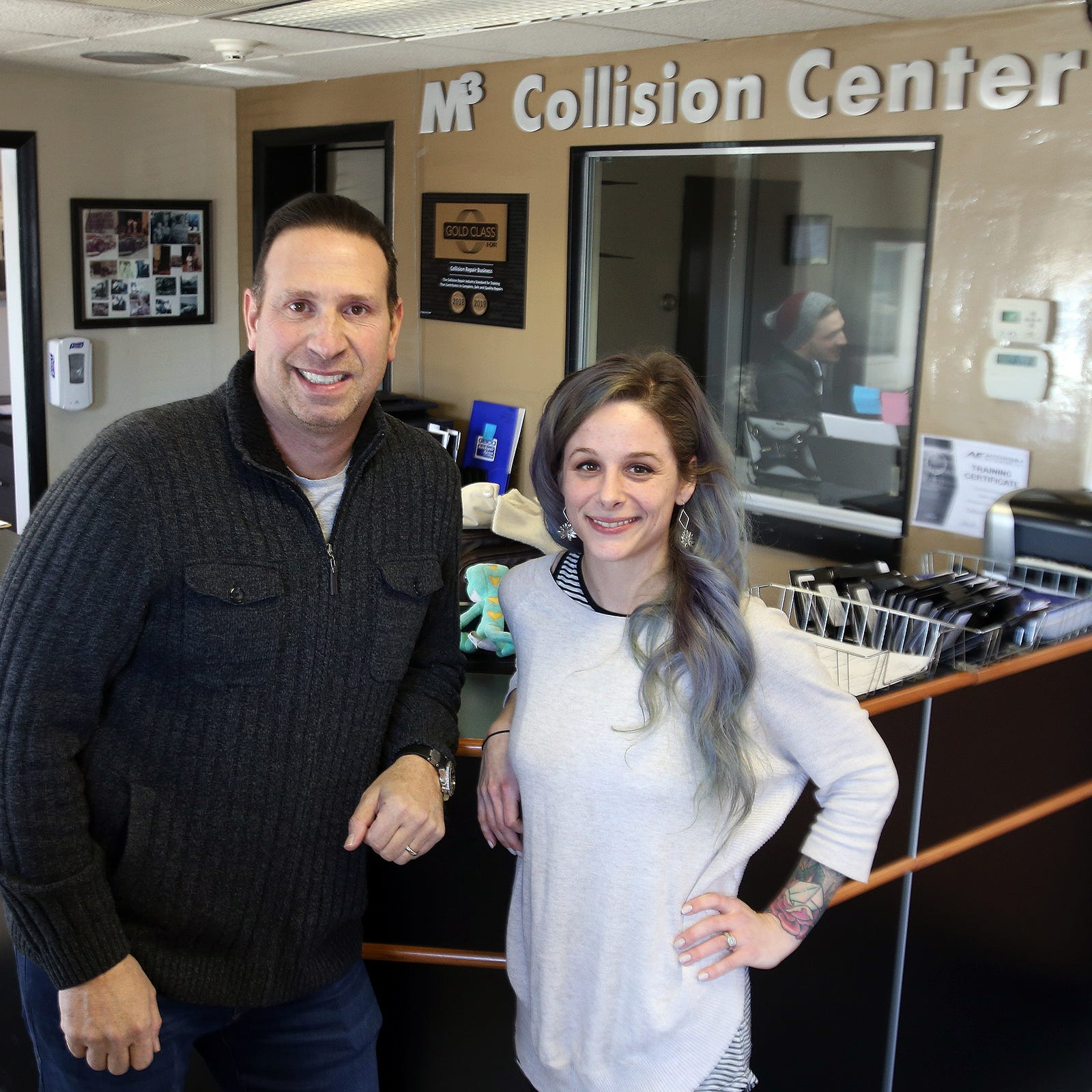 M3 Collision Center: Brothers build body shop one crash at a time