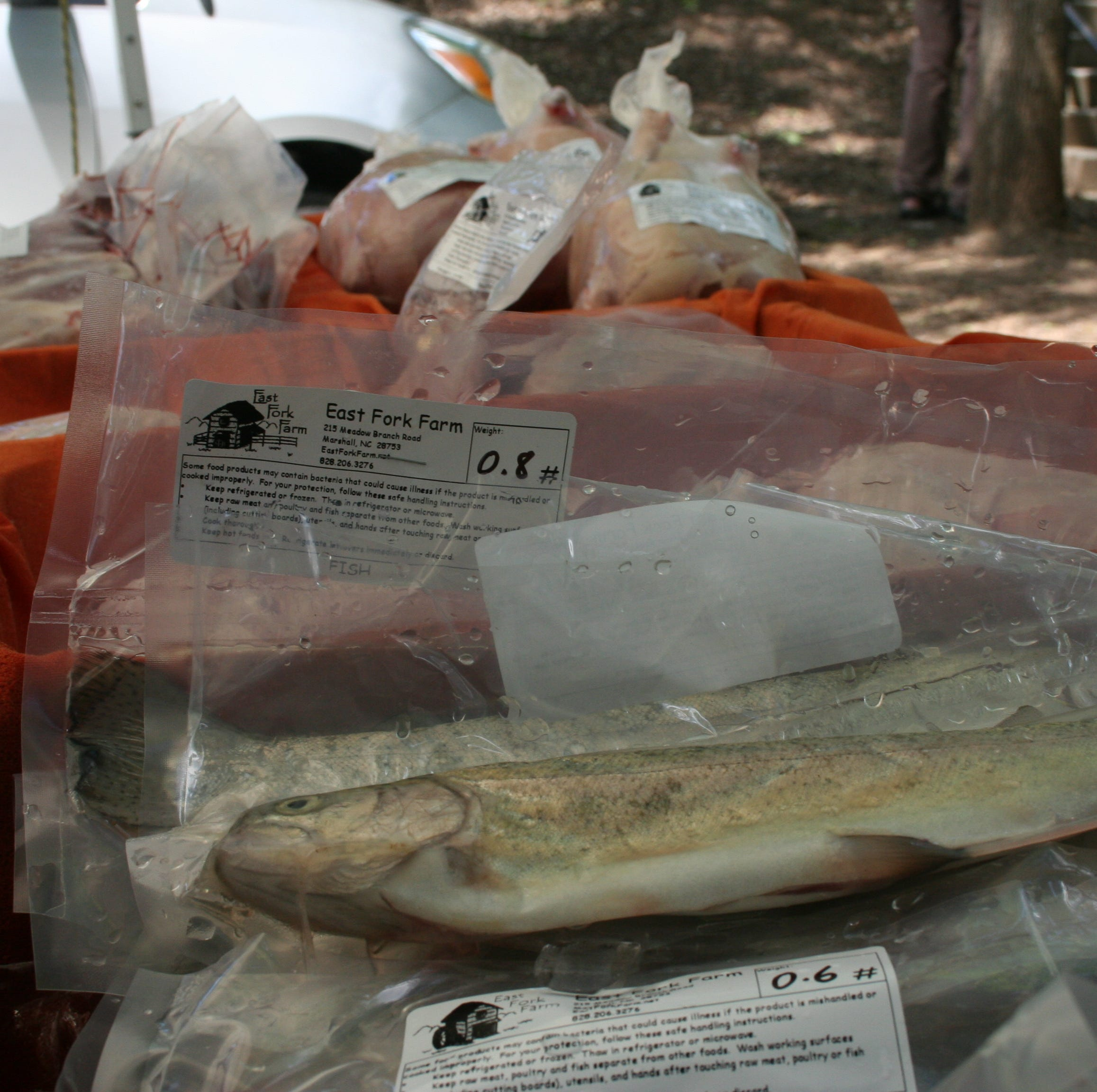 Tailgate Market Report: Find fish at farmers markets