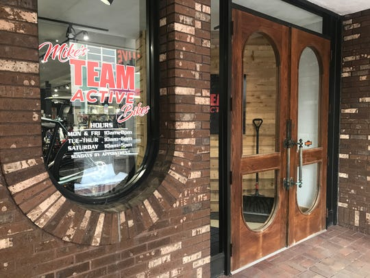 Team Active, rebranded as Trek Bicycle Store in 2016, reopened as Mike's Team Active Bikes in May 2018.