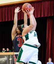Former Lakeview High standout Savannah Olsen recently broke the all-time scoring record at Newbury College.
