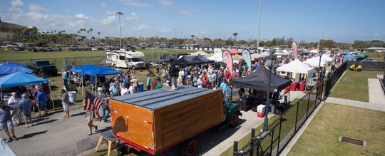 The third annual Backyard BBQ Cook-Off and Family Fest, a benefit for the Eastern Florida State College Foundation, will be from 11 a.m. to 3 p.m. Saturday at the EFSC Melbourne campus.