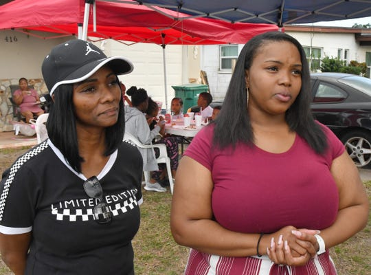 Relatives of Tashaun Jackson are trying to cope with her death. Sharon Jones-Smith, her aunt, and Sh'mika Scott-DeVoe,Tashaun's cousin. Jackson went missing in Cocoa and her body was found in Osceola County.