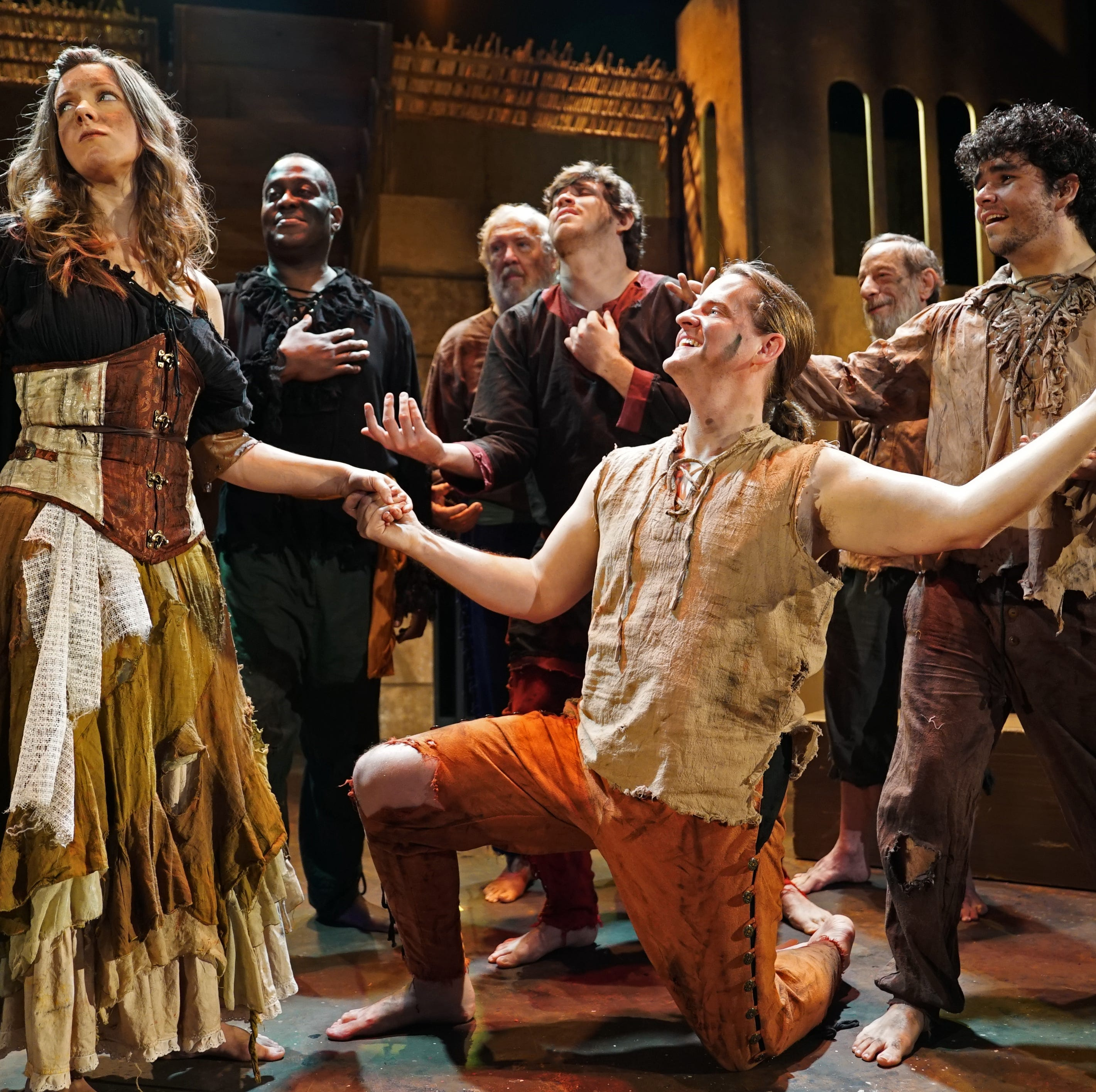 """""""Man of La Mancha"""" takes the stage at Titusville Playhouse"""