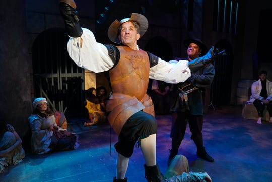 """Man of La Mancha,"" which will be presented Feb. 22 through March 17 at Titusville Playhouse."