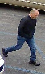 Police are seeking this suspect in connection with a theft at Westmont Ace Hardware.
