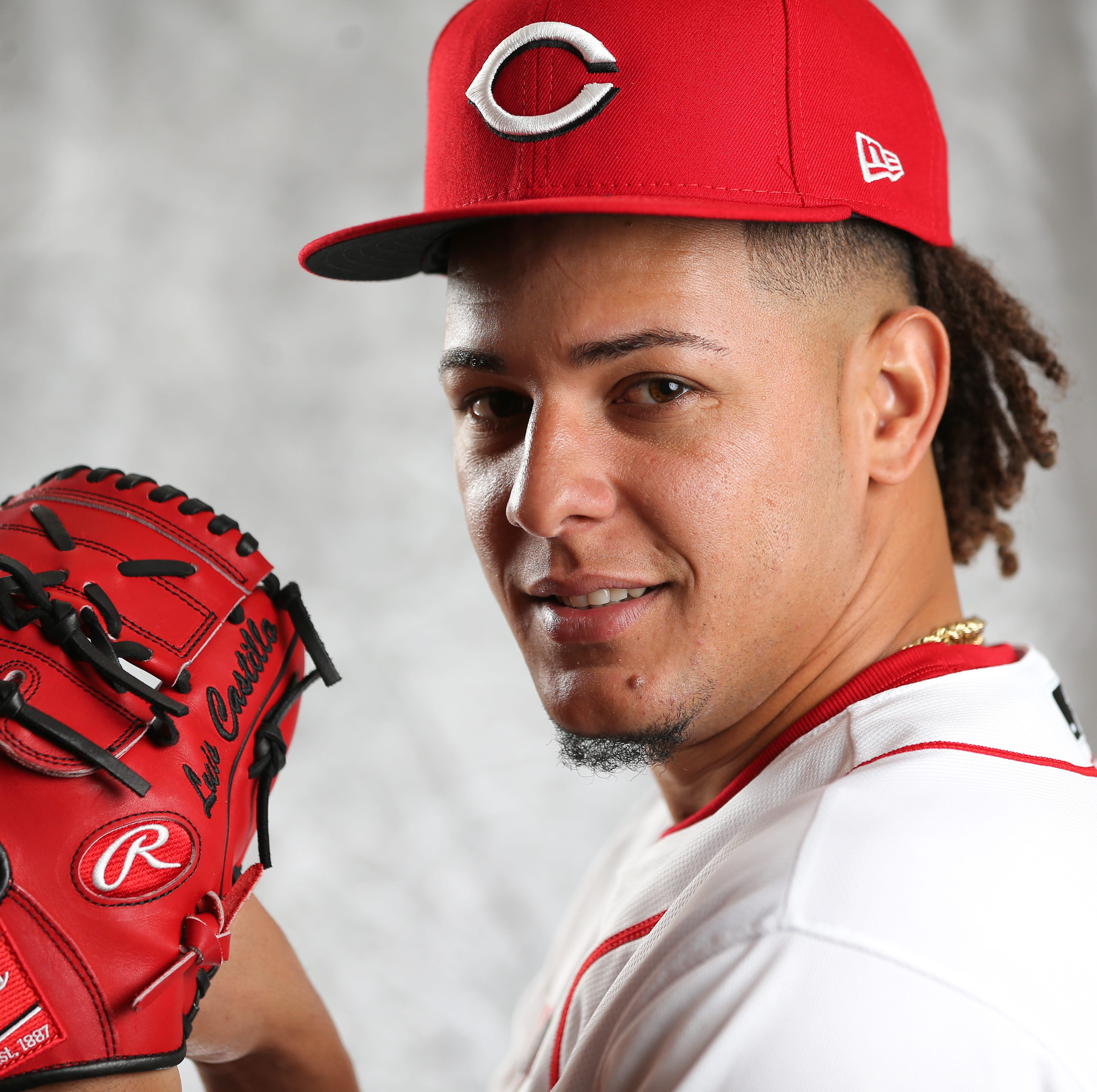 Luis Castillo named the Cincinnati Reds' Opening Day starter: 'Every starting pitcher dreams of this'
