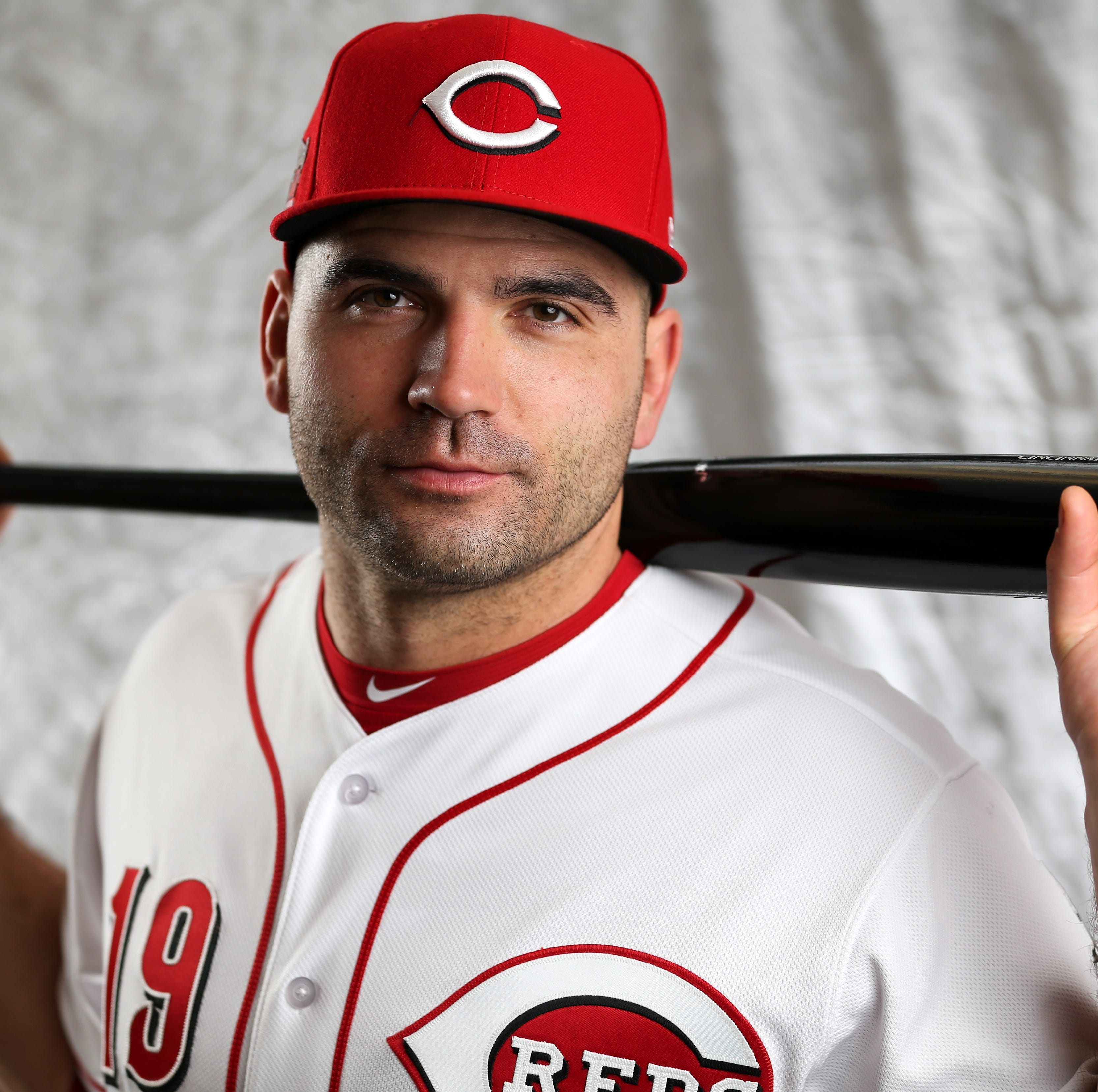 Doc's TML: Joey Votto leading off for the Cincinnati Reds isn't as crazy as it sounds