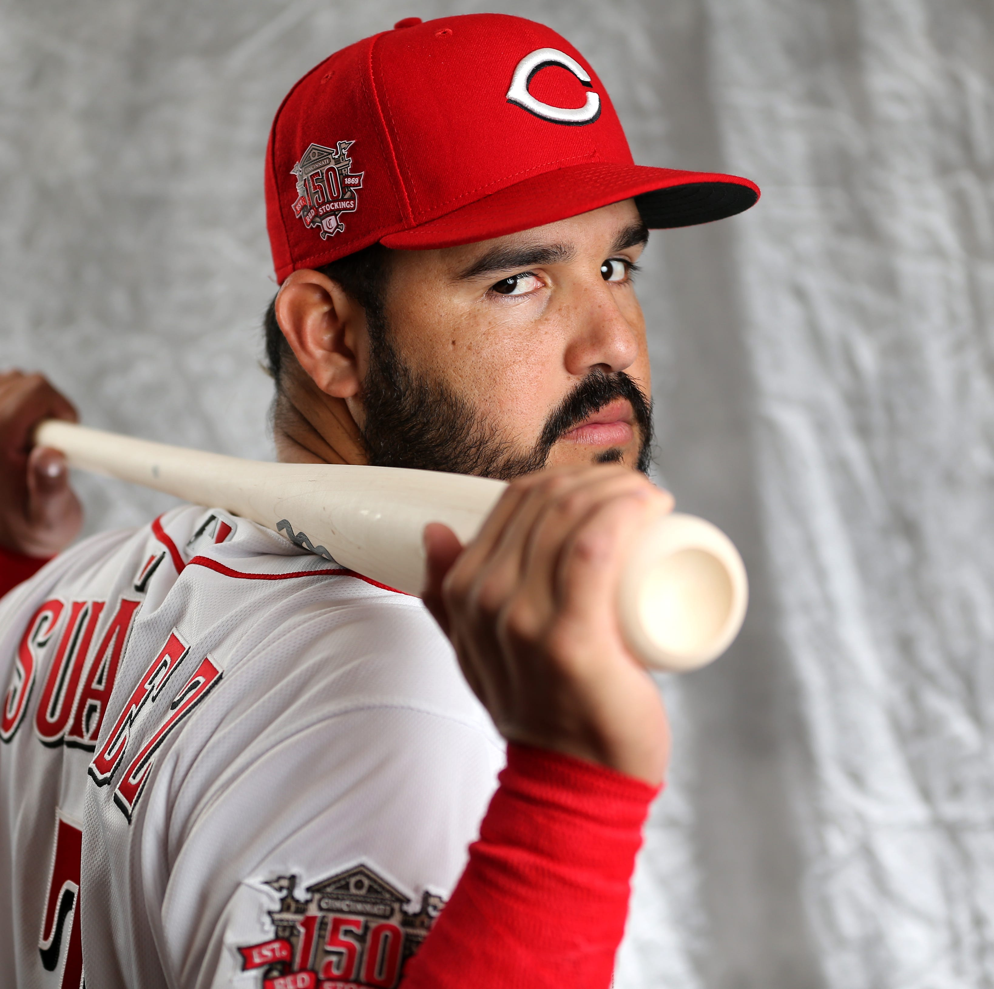 Venezuela is never far from minds of Cincinnati Reds players Eugenio Suárez, José Peraza