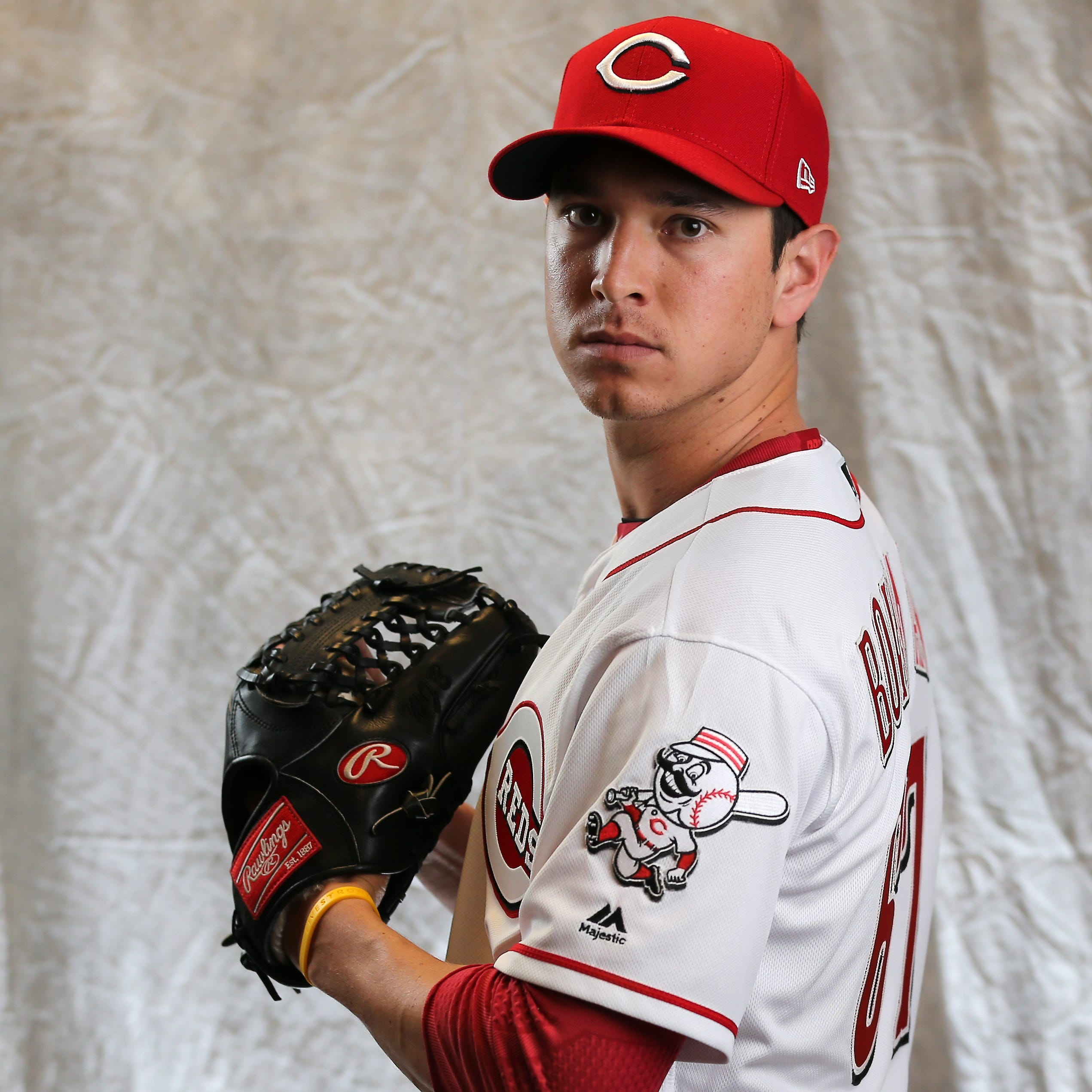 Trying to balance the bullpen's workload, Cincinnati Reds call-up Matt Bowman