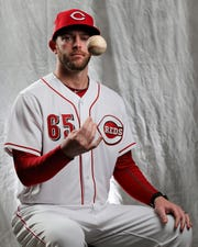 Caleb Cotham is Cincinnati's resident pitching technology expert. Ironically, he could be far more important to the Reds as a tech guru than he ever was as a player.