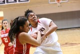 After losing to Henry County for two straight years in the District 10 final, Rossview's girls broke through with a convincing district title win.