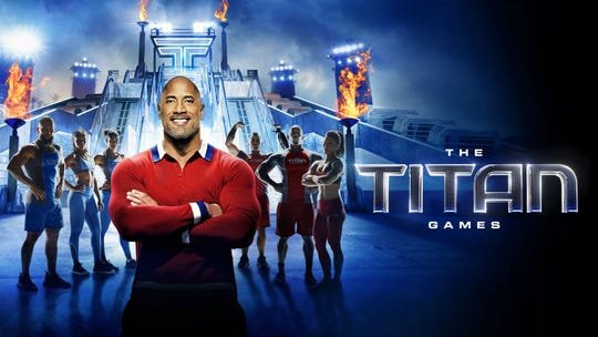 "Dr. Brad Schaeffer, a podiatrist with Hillsborough and Piscataway offices, is ready take on any physical and mental obstacle in the semi-finals of Dwayne ""The Rock"" Johnson's inaugural season of ""The Titan Games,"" which airs at 8 p.m. on NBC."