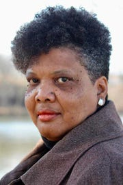 Poet and writer Jacquese Armstrong.