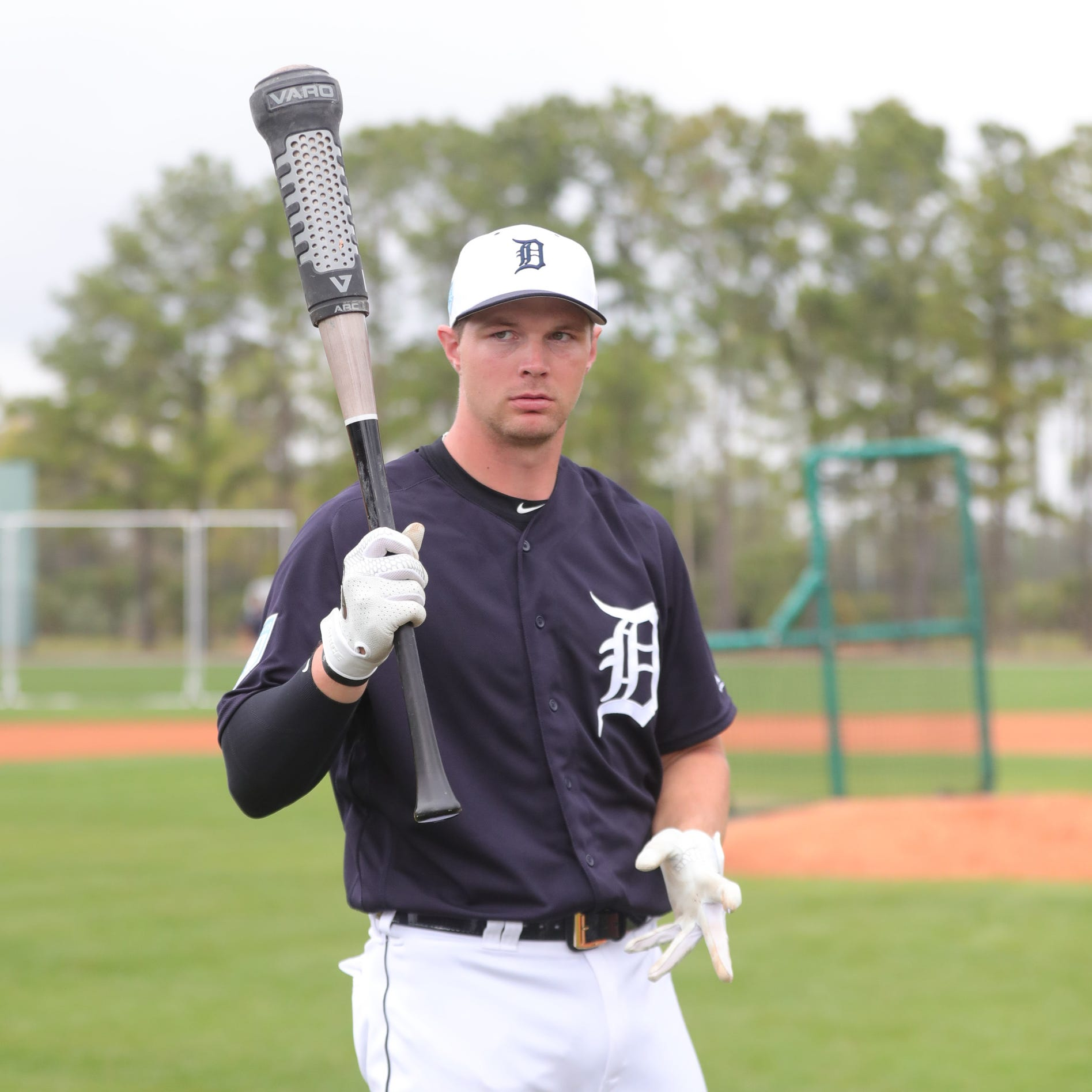 Detroit Tigers observations: Grayson Greiner smashes HRs on backfields