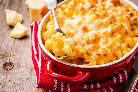 Macaroni and cheese can be crafted both classic and decadent.