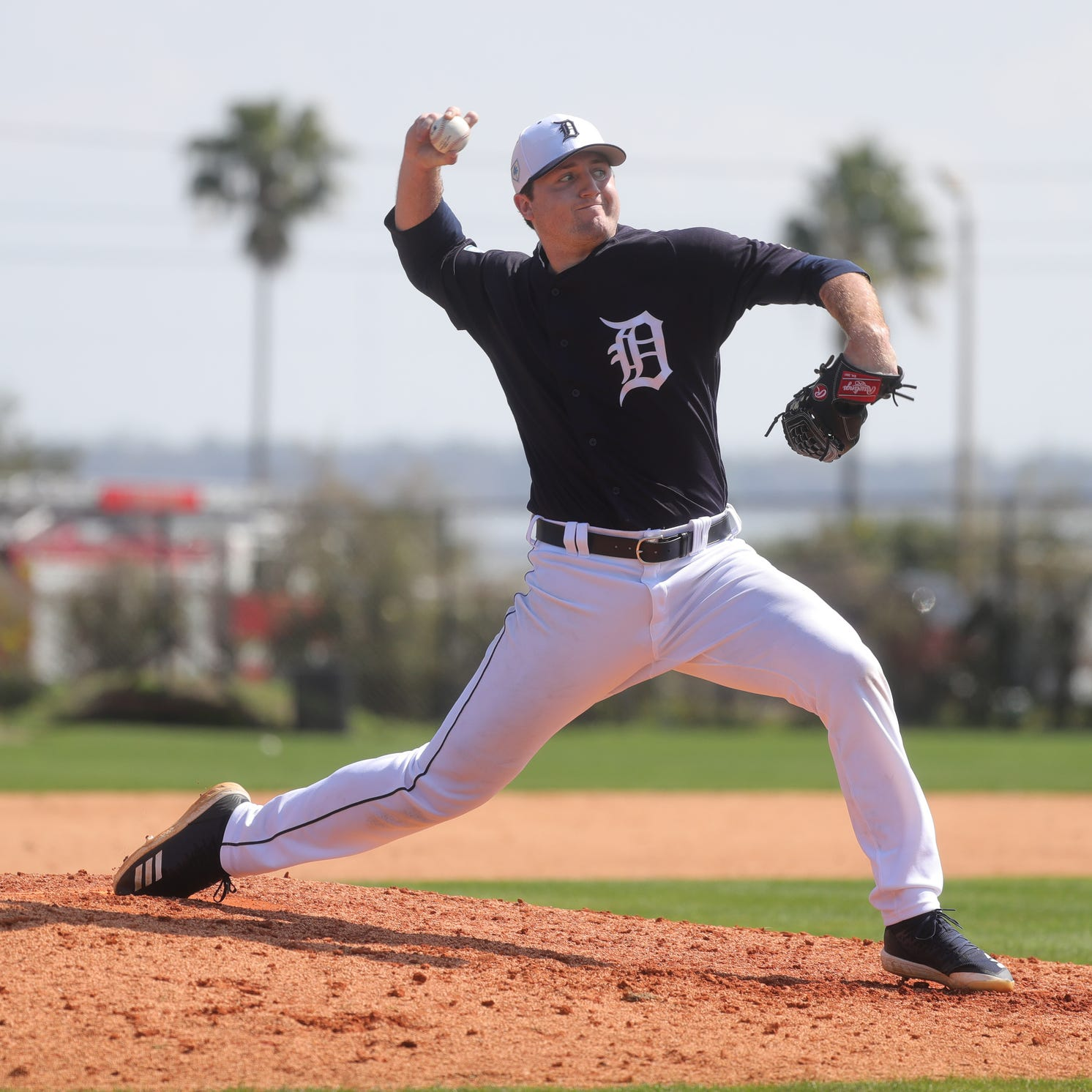 Detroit Tigers get first look at Casey Mize: 'He's impressive'