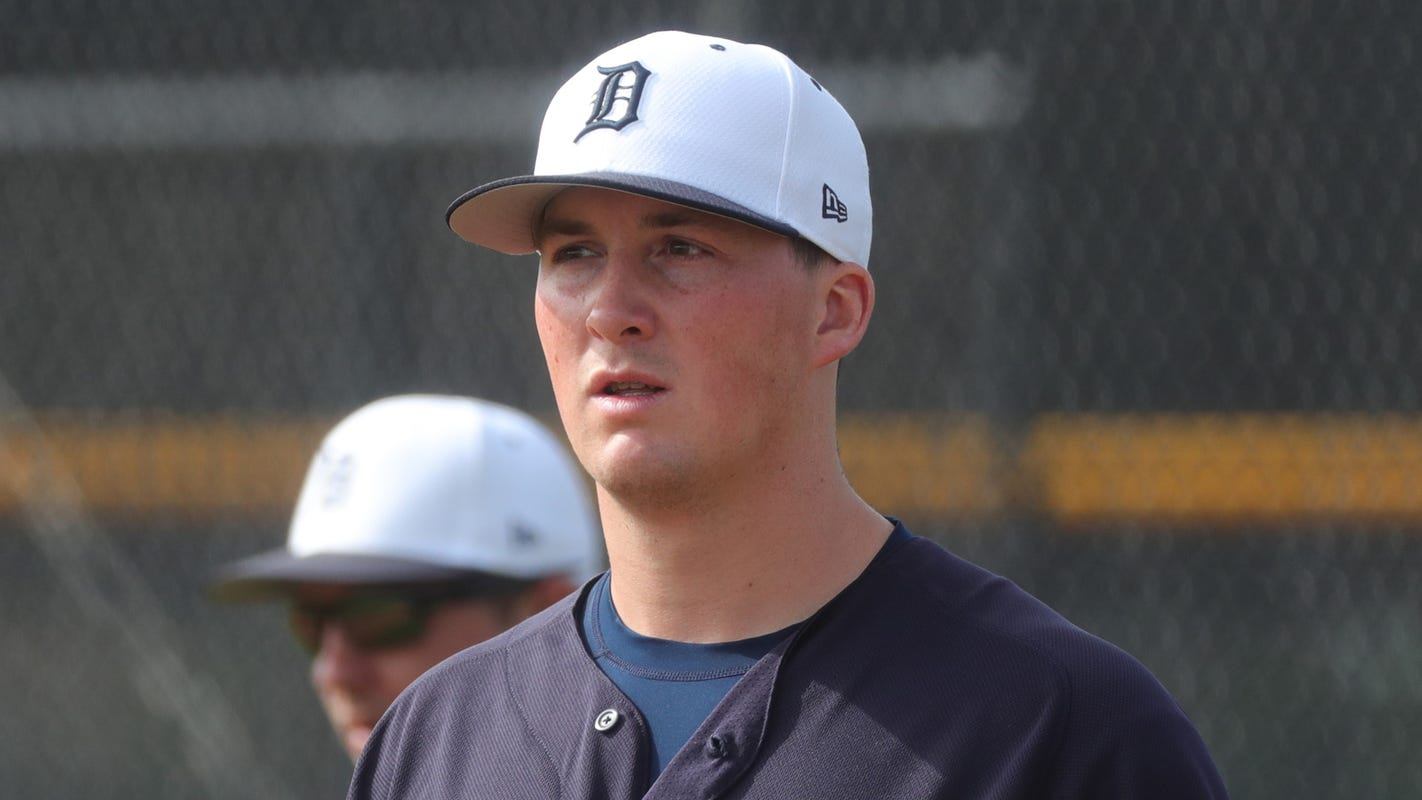 Why not Kyle Funkhouser for Detroit Tigers? 'He needs to step up'