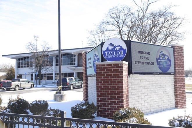 The FBI raided the Taylor City Hall on Tuesday, February 19, 2019.