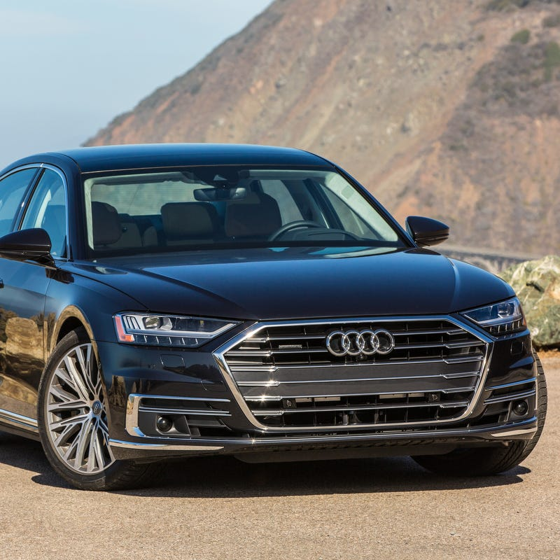Audi finally gets controls right — mostly — in luxurious 2019 A8L sedan