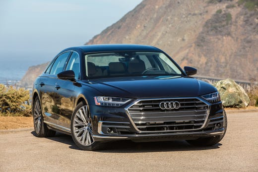 Audi Finally Gets Controls Right In Luxurious New A8l Sedan