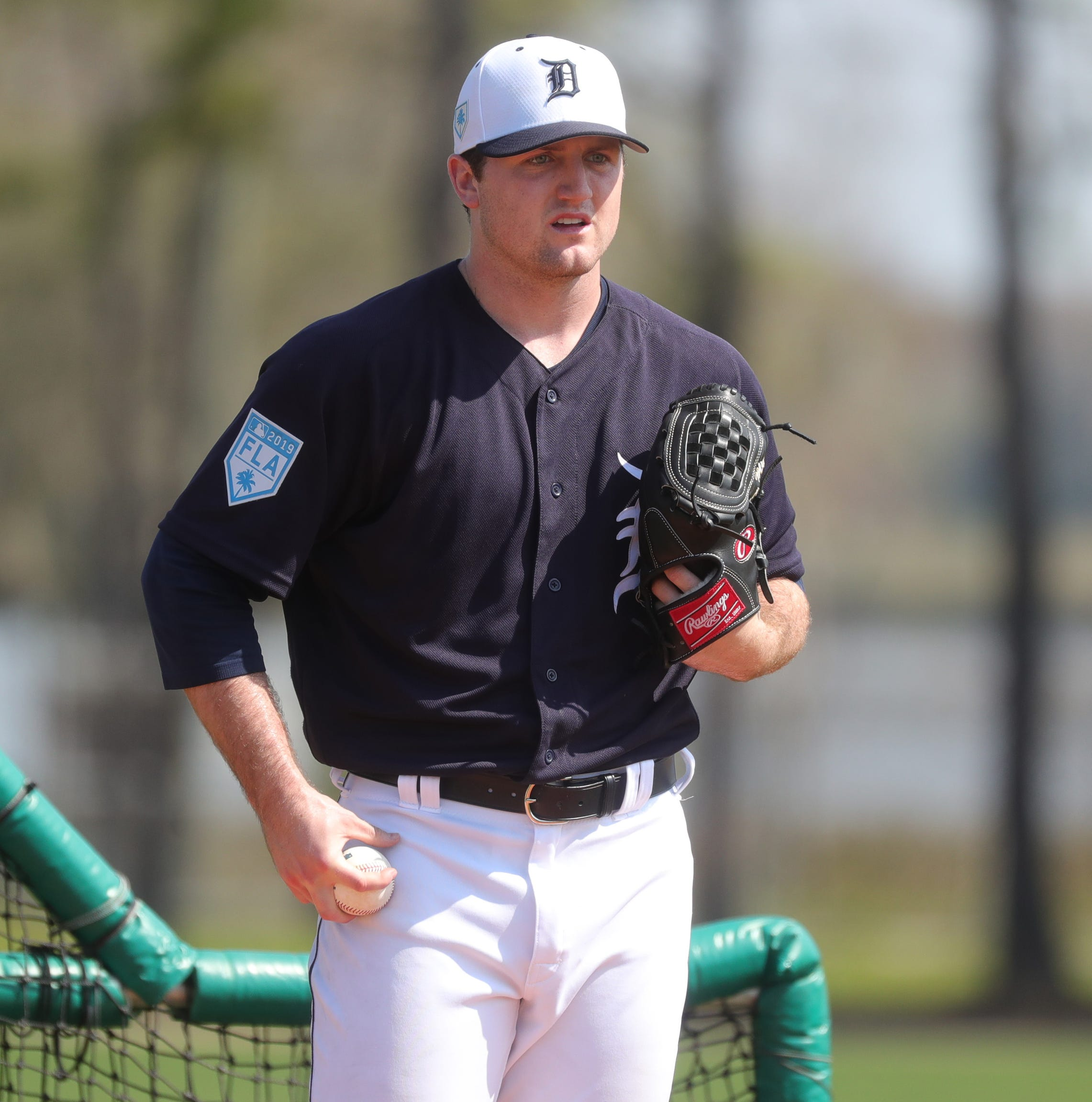 Detroit Tigers spring training observations: 'Big 3' prospects stand out