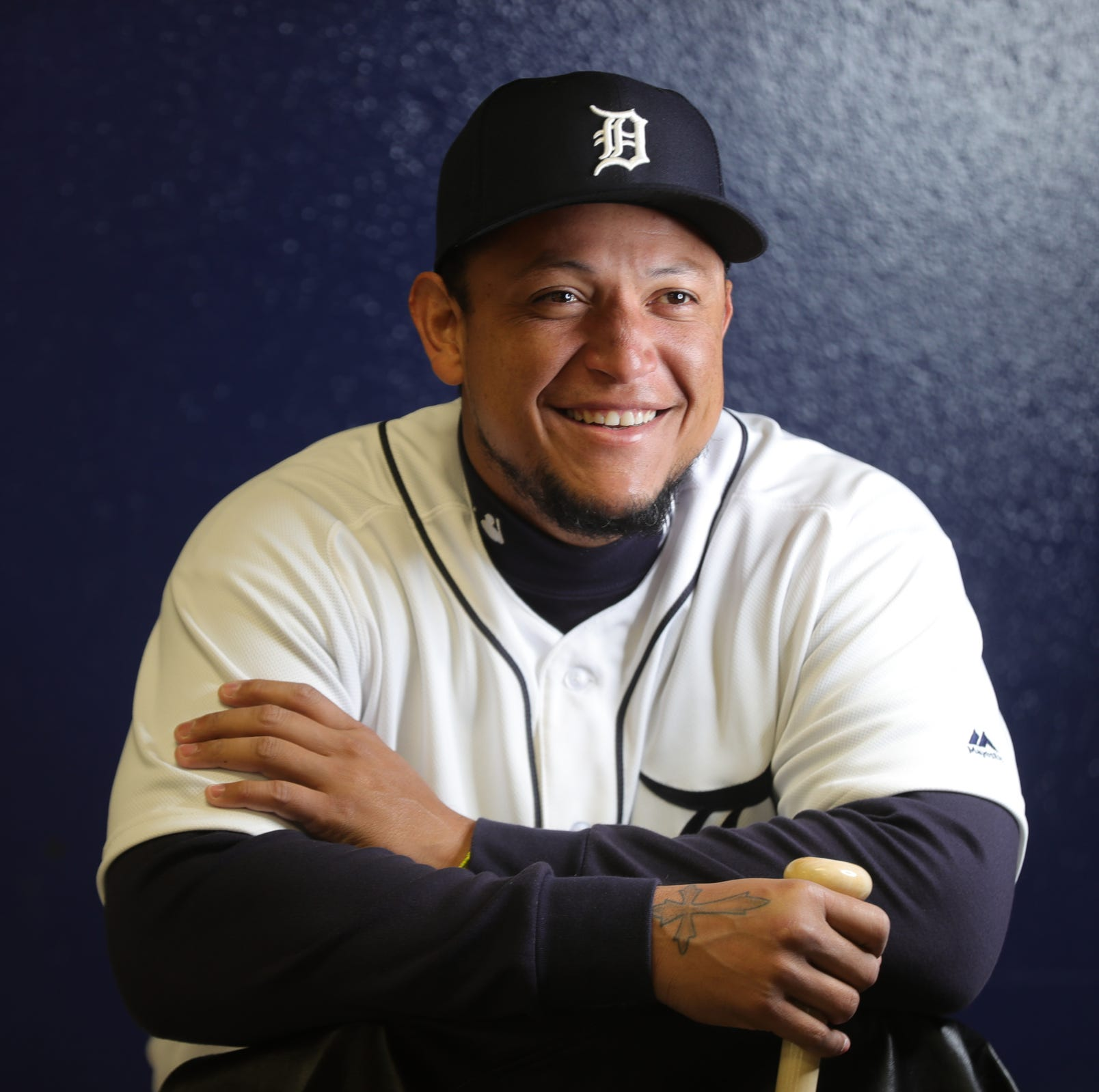 At age 36, Tigers' Miguel Cabrera determined to prove he still belongs