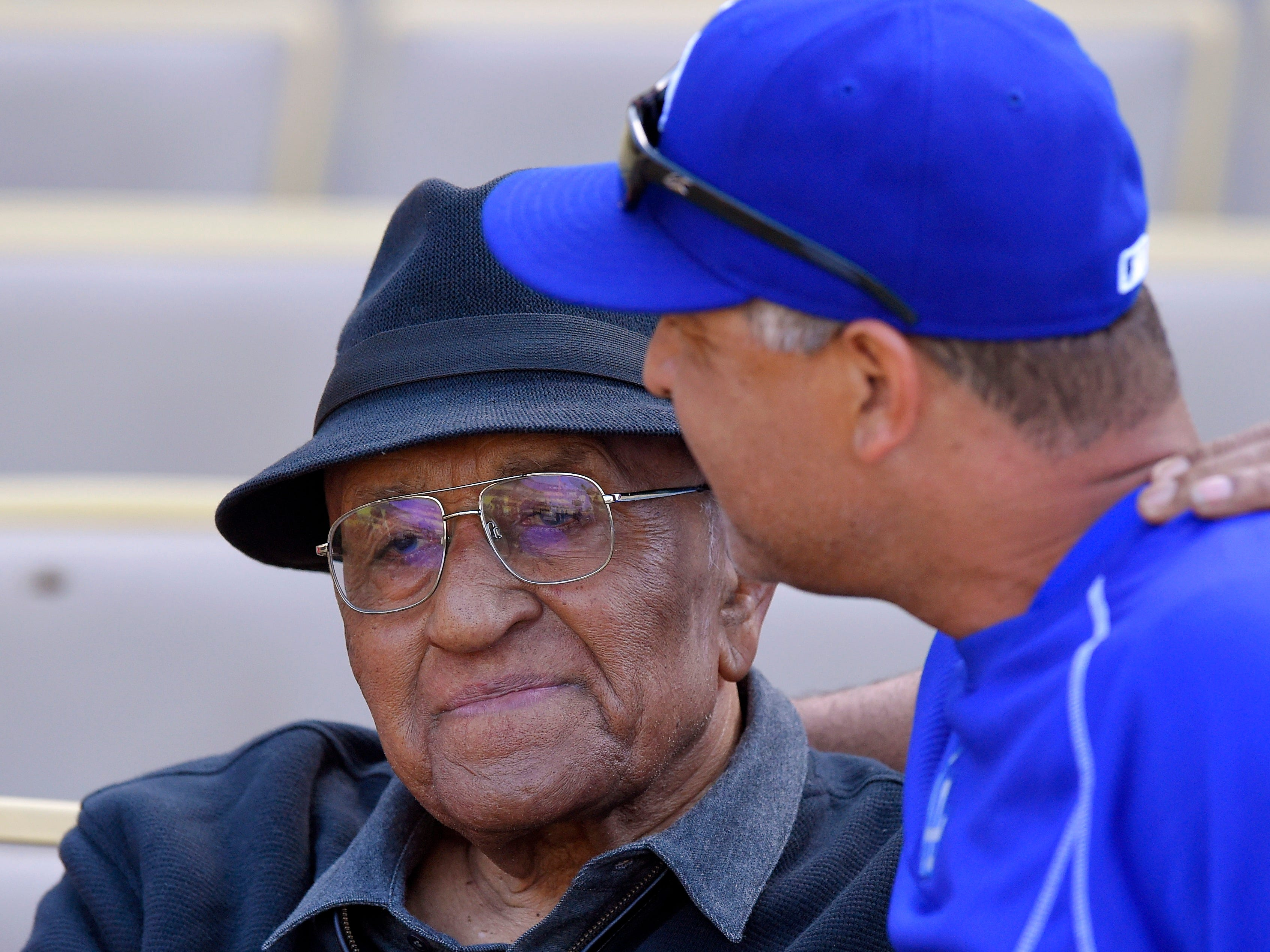 Don Newcombe, long-time pitcher for the Brooklyn and Los Angeles Dodgers. Feb. 19. He was 92.